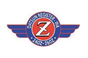Datsun Z Register WA 240Z and 260Z logo